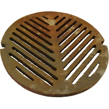 Public Works Catch Basin Ductile Iron P-3V 29.50""