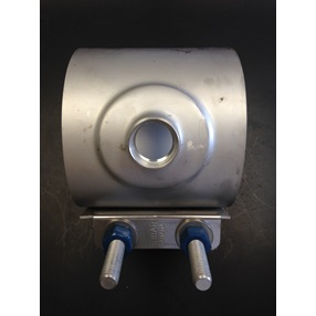 Water Service Saddle Stainless Steel X 6""